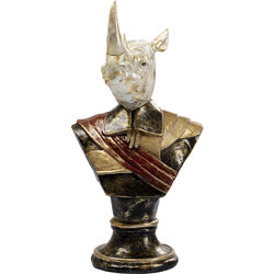 Deco Object Bust Sir Rhino 97