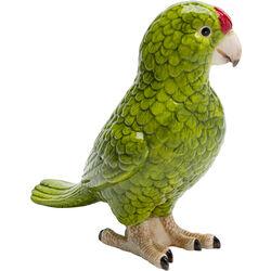 Vase Mexican Parrot