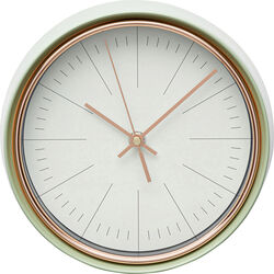 Wall Clock West Coast Copper Ø21