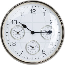 Wall Clock Sweep Ø41cm