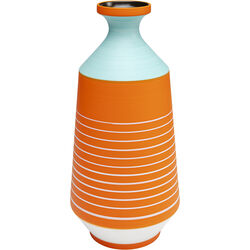 Vase Happy Day Orange 40cm