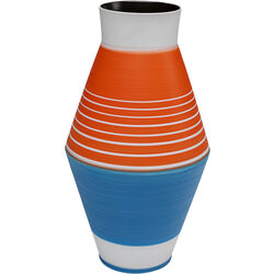 Vase Happy Day Blue 37cm