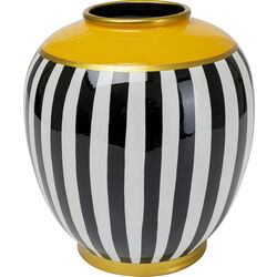 Vase Stripes Vertical 29cm