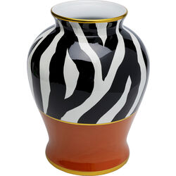 Vase Zebra Ornament 38