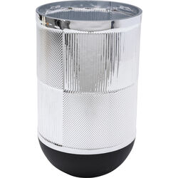 Vase Cap Silver 21cm
