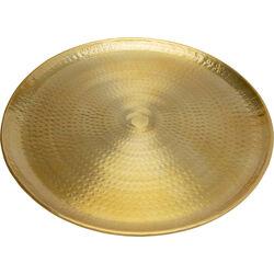 Tray Oasis Brass Ø55cm