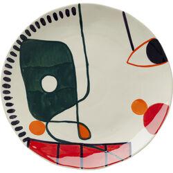Plate Artist Ø25