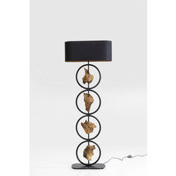 Floor Lamp Nature Circles