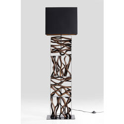 Floor Lamp Lamp Nature Wave