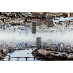 Picture Glass London Double 120x80cm