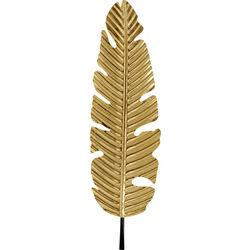 Wall Decoration Leaf Gold 92cm