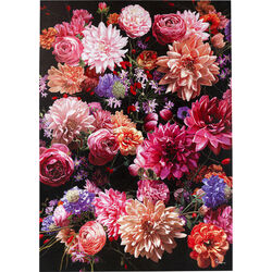 Tableau Touched Flower Bouquet 200x140