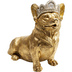 Deco Object Royal Sitting Corgi
