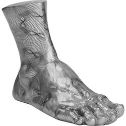 Deco Object Foot Grey