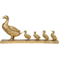 Deco Object Duck Family