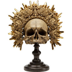 Deco Object King Skull