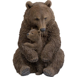 Deco Object Cuddle Bear Family 81