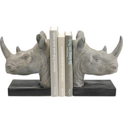 Bookend  Rhino (2/Set)