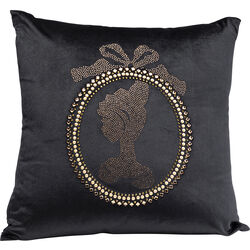 Cushion Diamond Medallion 45x45cm