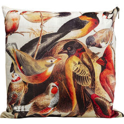Cushion Birds Life 45x45cm
