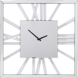 Wall Clock Specchio Square 60x60