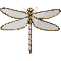 Wall Decoration Dragonfly Mirror 71cm