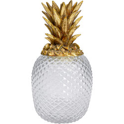 Deco Jar Pineapple Visible