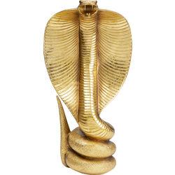 Deco Object Cobra Gold 41