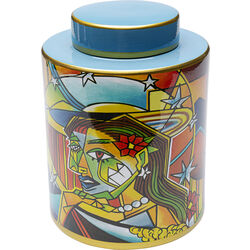 Deco Jar Graffiti Art 27