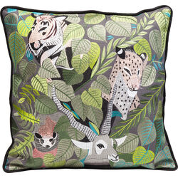 Cushion Exotic Animals 50x50cm