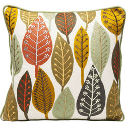 Cushion Fall Forest Leaves 45x45cm