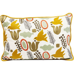 Cushion Fall Forest Birds 50x35cm