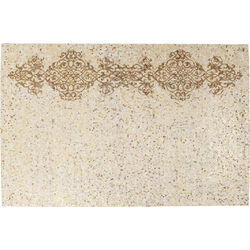 Carpet Ornaments Beige 240x170cm