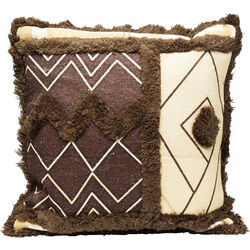 Cushion Wild Life Brown 45x45cm