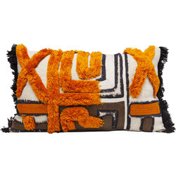 Cushion Wild Life Orange 50x30cm