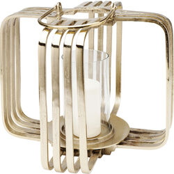 Lantern Golden Cage Big
