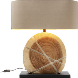 Table Lamp Geometrix White