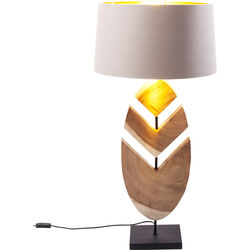 Table Lamp Feather