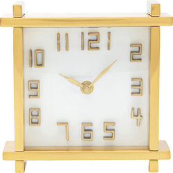 Table Clock Angle Small