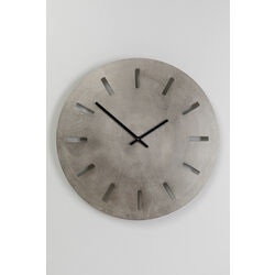 Wall Clock Studio Silber Ø38cm