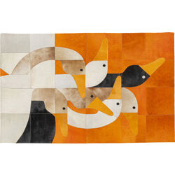 Carpet Goose Family 170x240