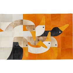 Carpet Goose Family 170x240