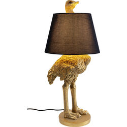 Table Lamp Animal Ostrich