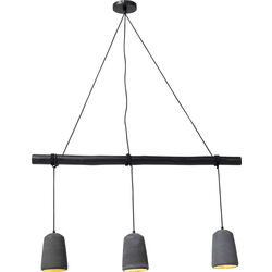 Pendant Lamp Dining Concrete Black Tre
