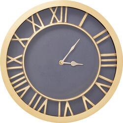 Wall Clock Luxembourg Ø33