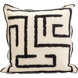 Cushion Maze Beige 45x45