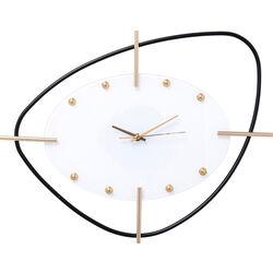 Orologio da parete Viva bianco