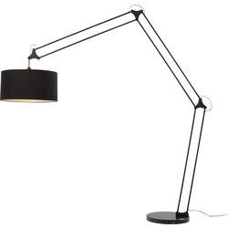 Floor Lamp Geometry Black