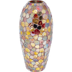 Vase Mosaic Pebbles 32