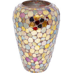 Vase Mosaic Pebbles 30